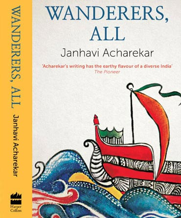 Meet the Author: Janhavi Achrekar